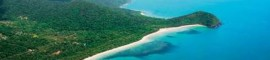 The Greate Barrier Reef Natural Attraction