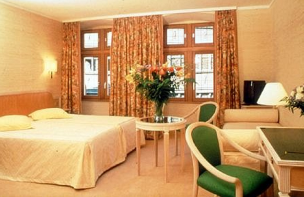 Cathedrale Hotel Strasbourg Hotels Bedroom Checker