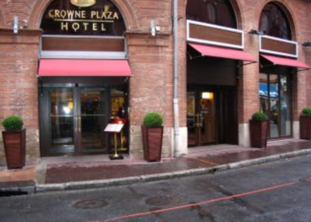 Crowne Plaza Toulouse Crowne Plaza Toulouse