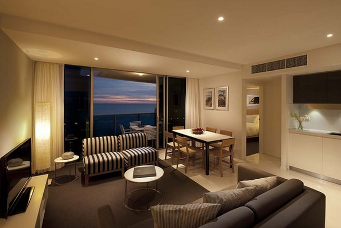 Hilton Surfers Paradise Hotel Residences2 Hilton Surfers Paradise Hotel & Residences