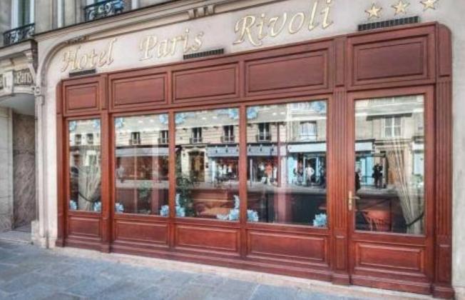 Hotel Paris Rivoli Hotel Paris Rivoli