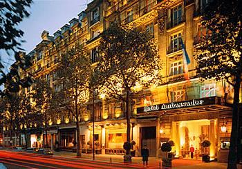 Radisson Blu Ambassador Hotel Paris Opera Radisson Blu Ambassador Hotel Paris Opera
