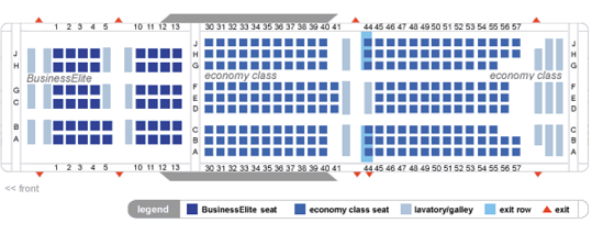 best airline seats Find The Best Airline Seats | Airline Seating Charts