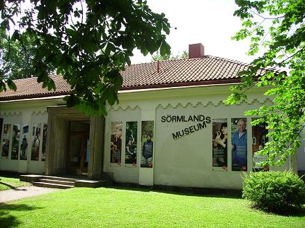 Sormlands museum Popular Travel Spots In Nyköping, Sweden