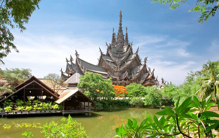 Pattaya sanctuary truth Pattaya Attractions | Things To Do And See