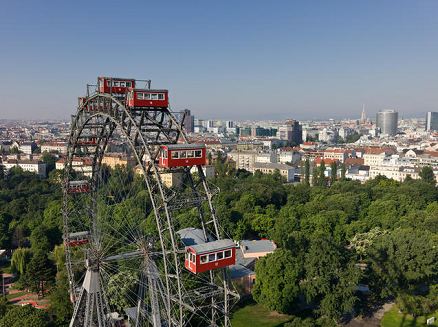 Wiener Riesenrad Vienna Travel Guide | 5 Hottest And The Best Tourist Attractions