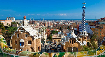 park guell Barcelona | Things To Do | Travel + Shopping + Food