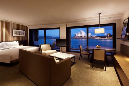 Park Hyatt Sydney 1 The Best Hotels with Harbour Bridge Views in Sydney